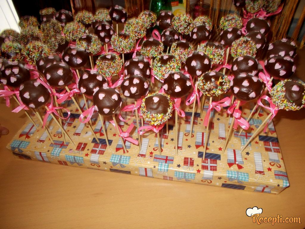 Anini cake pops