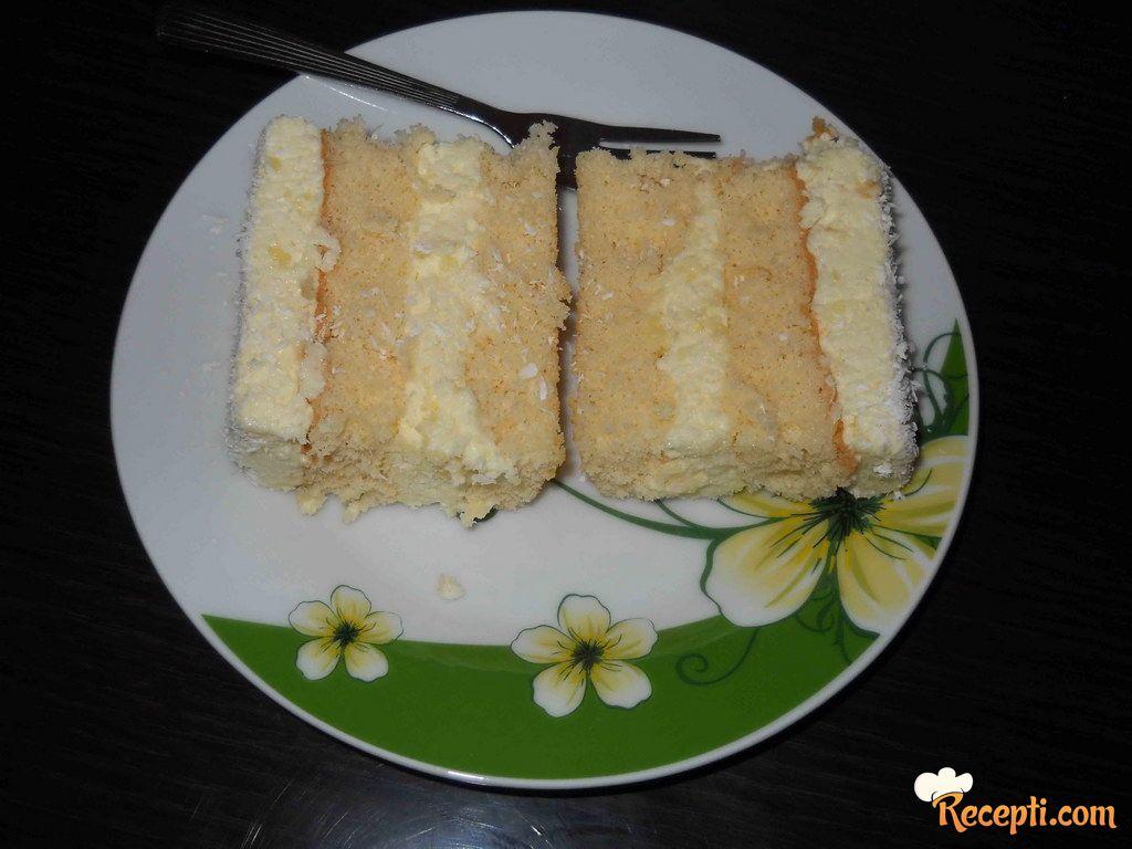 Kokos torta (5)