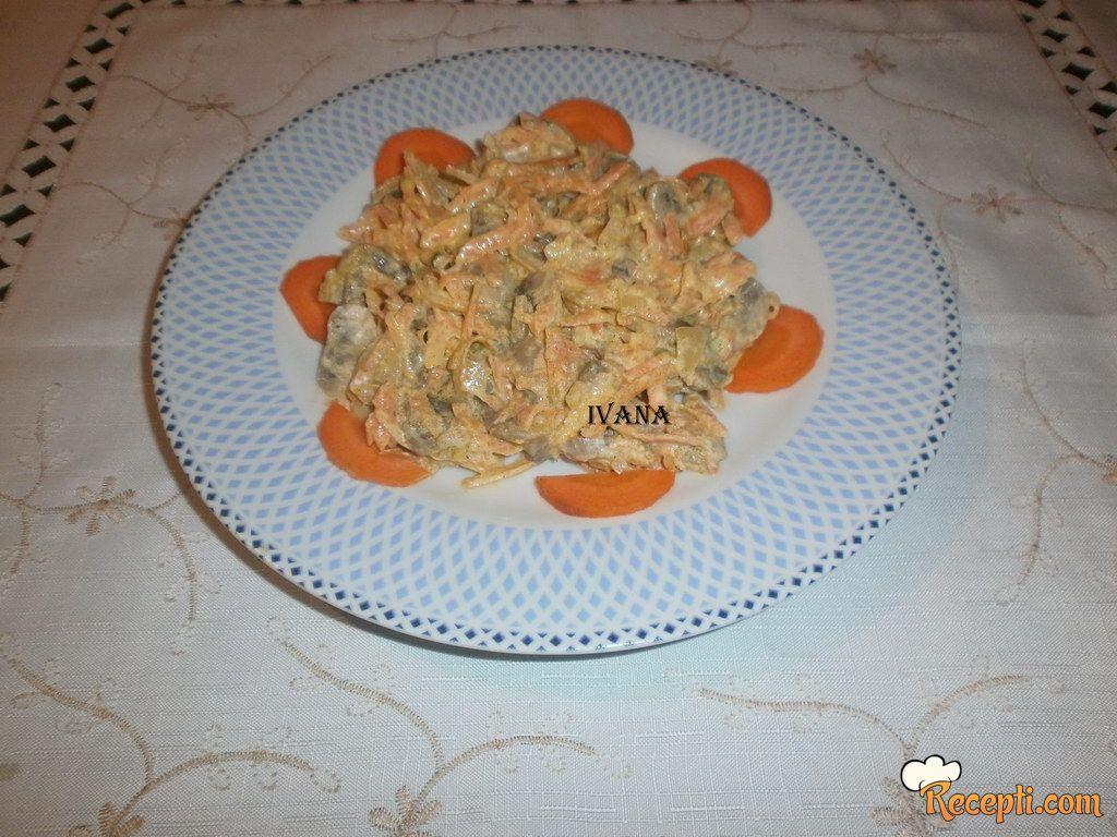 Jogurt salata