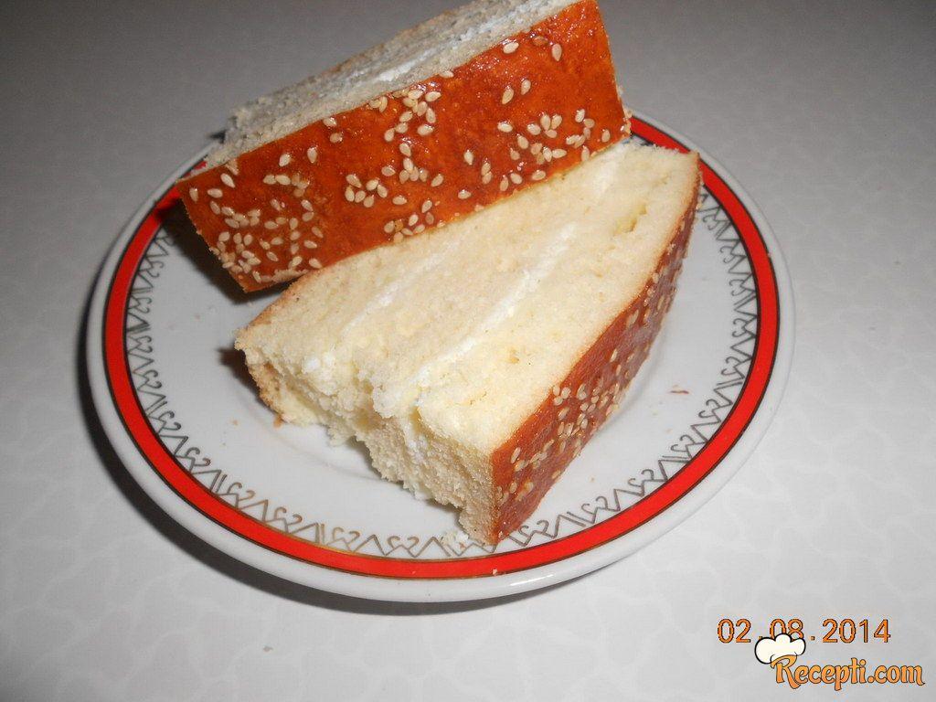 Torta pogača