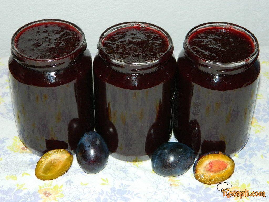Džem od šljiva (4)