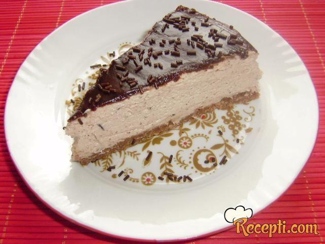 Čokoladni cheese cake