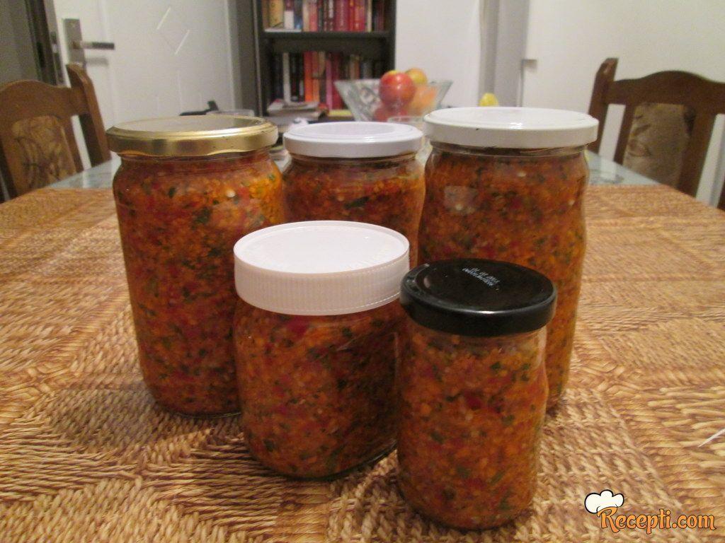 Šargarepa i ljute papričice