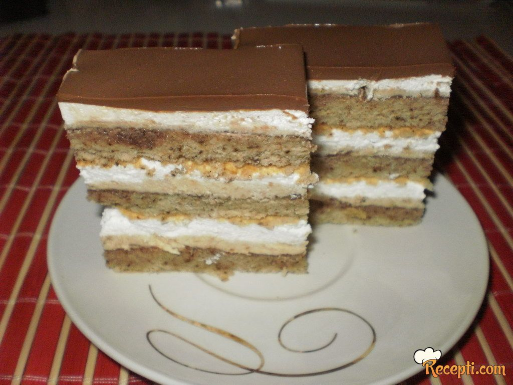 Čoko moko torta (5)