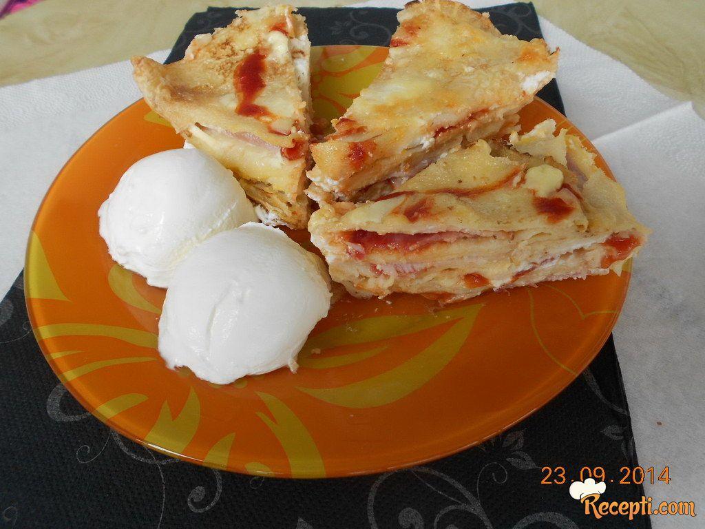 Torta od palačinki (2)