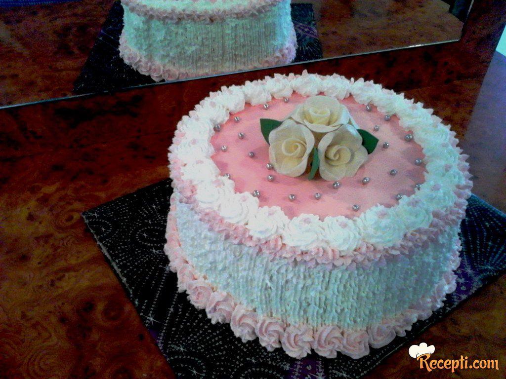 Bounty torta
