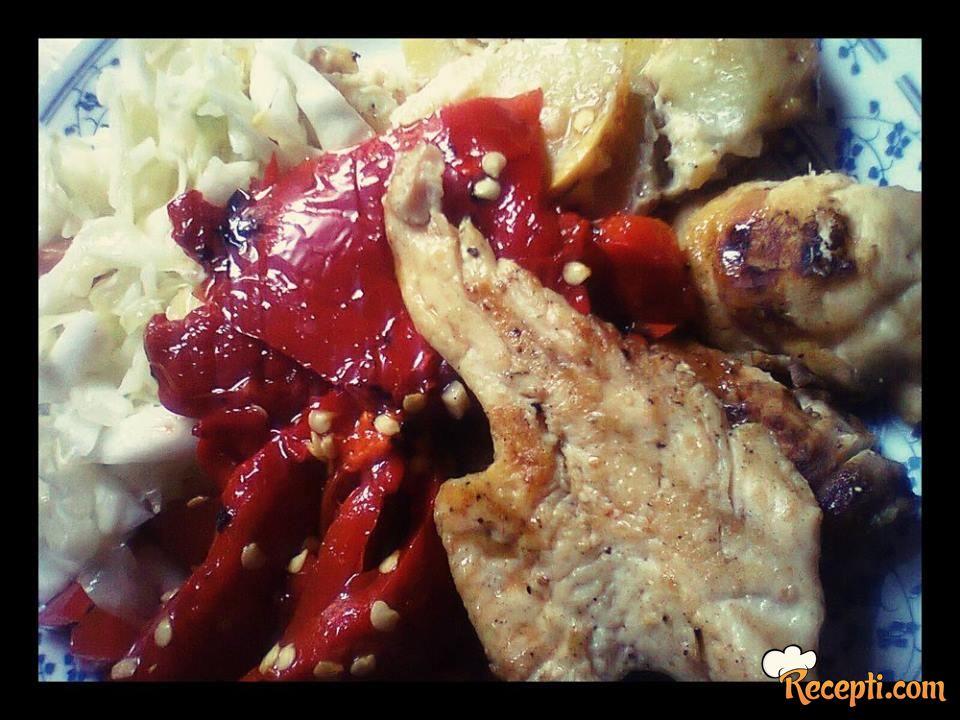 Kremasta piletina
