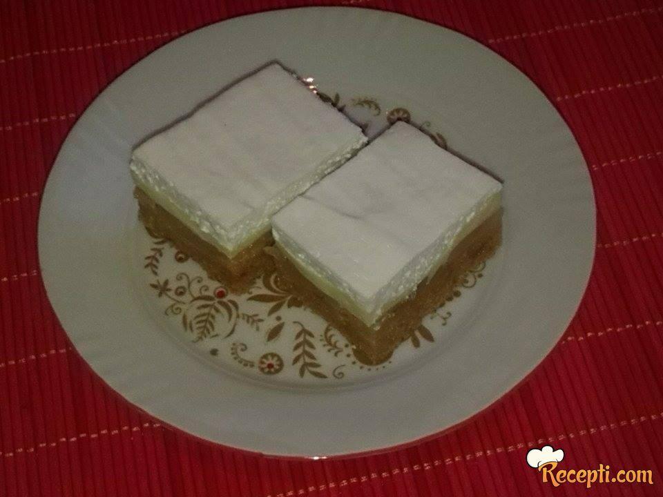 Prevrnuti kolač sa jabukama (2)
