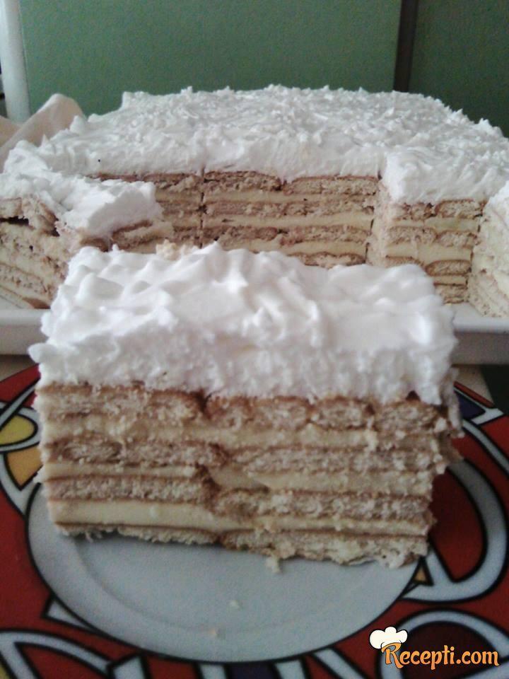 Brza keks torta (2)