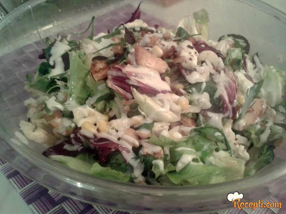 Salata sa piletinom (3)