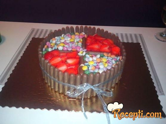 Torta sa lešnikom