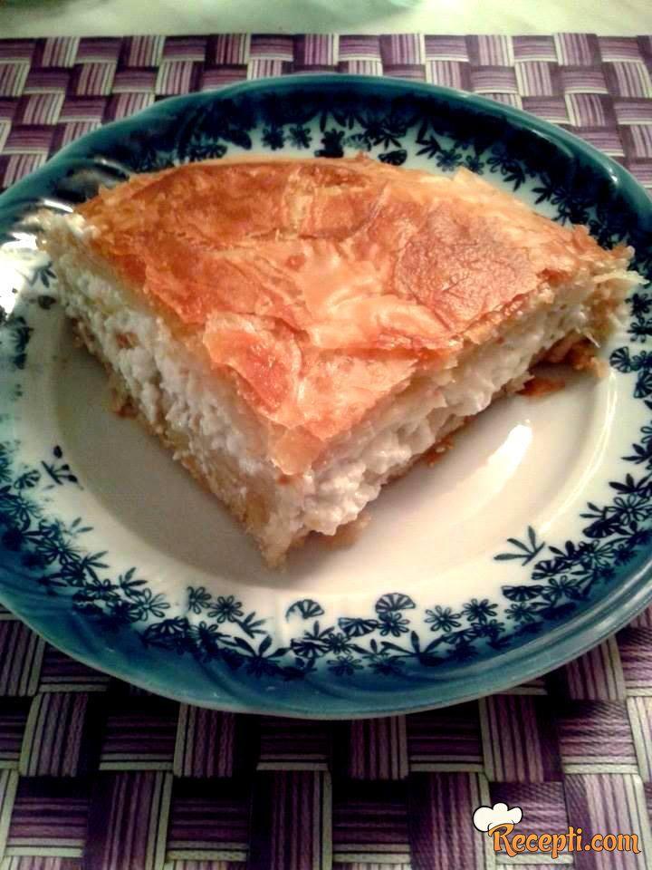Burek kao iz pekare