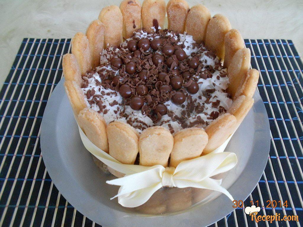 Diplomatska kafa torta