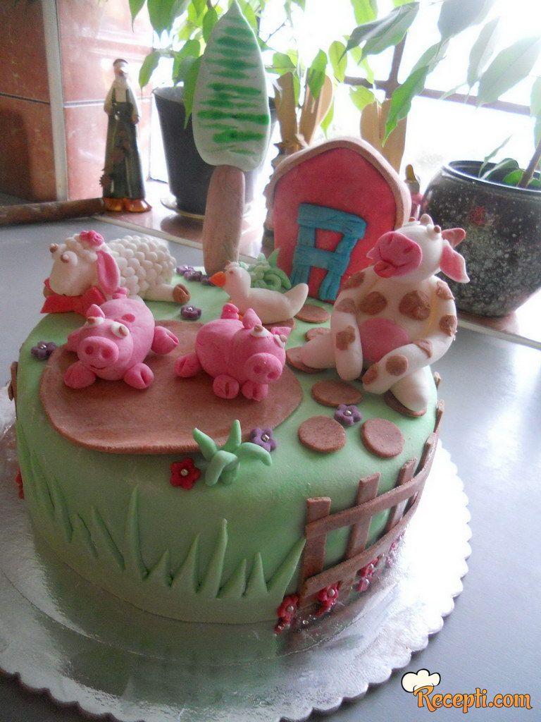Grilijaš torta (4)