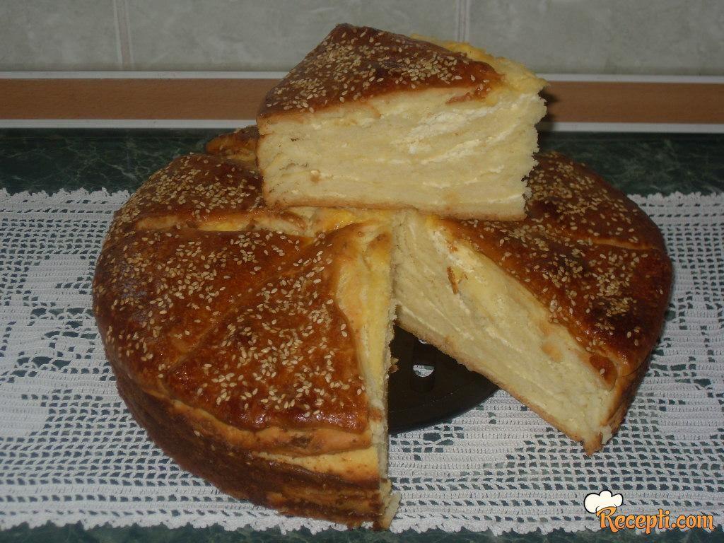 Pogača sa sirom (2)