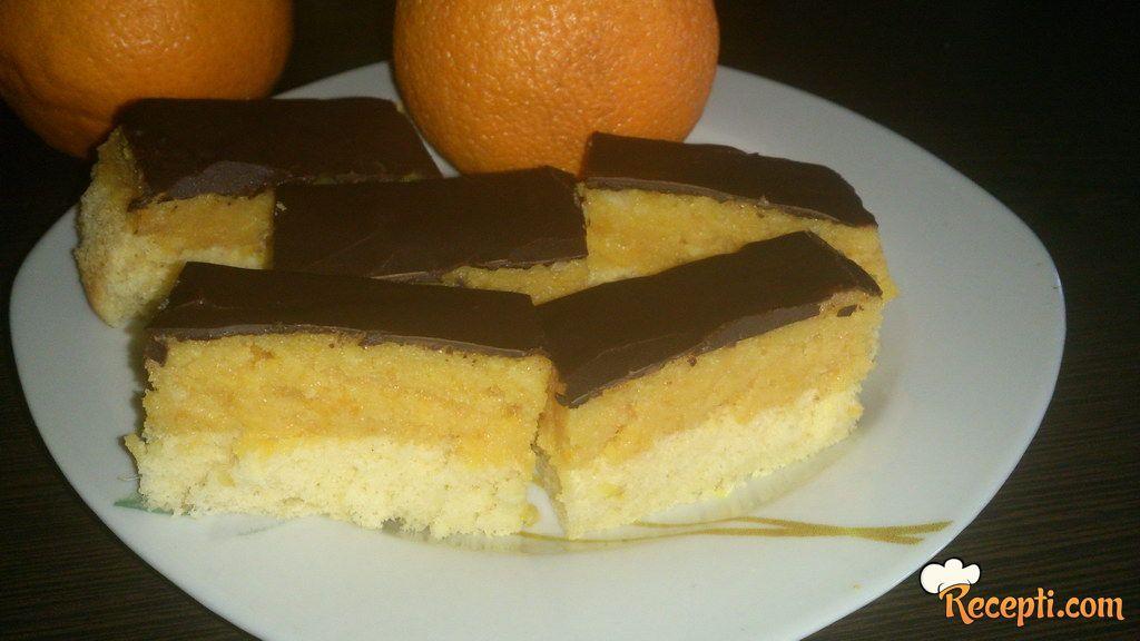Jaffa kolač (3)