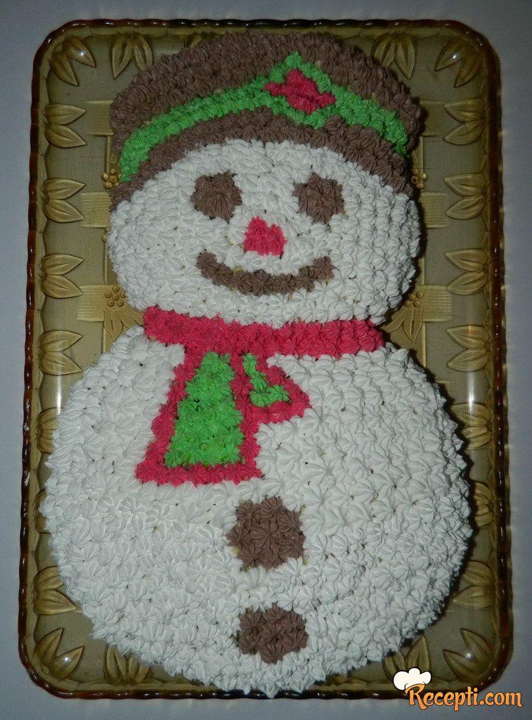 Sneško Belić torta
