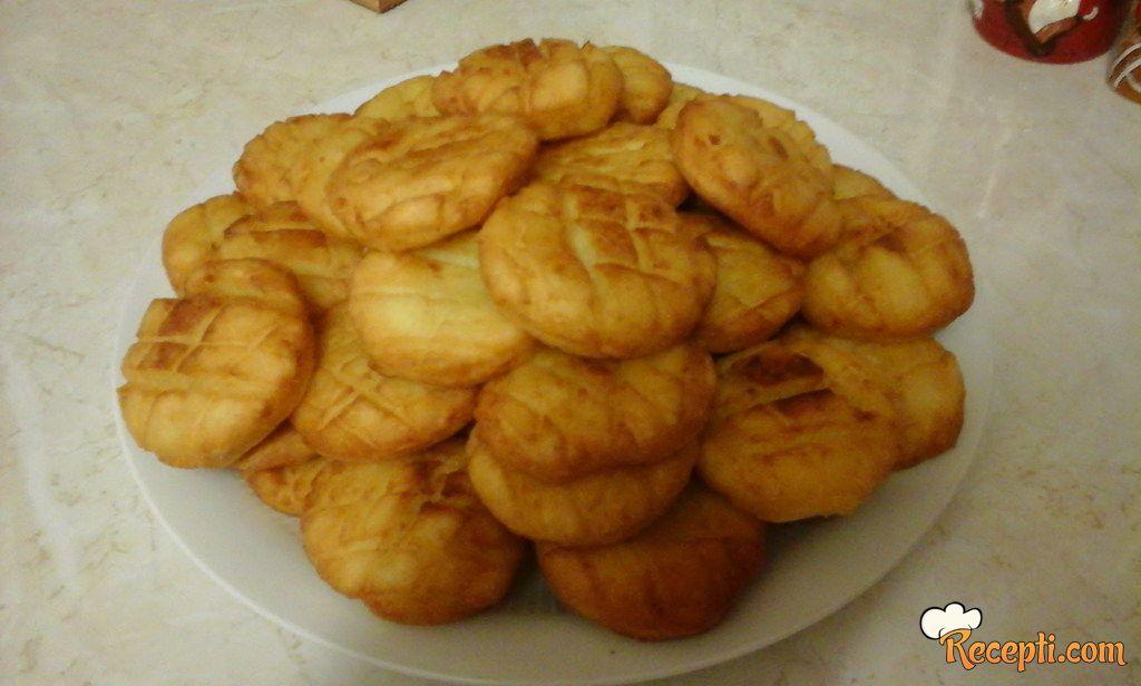 Ćuftice od pire krompira