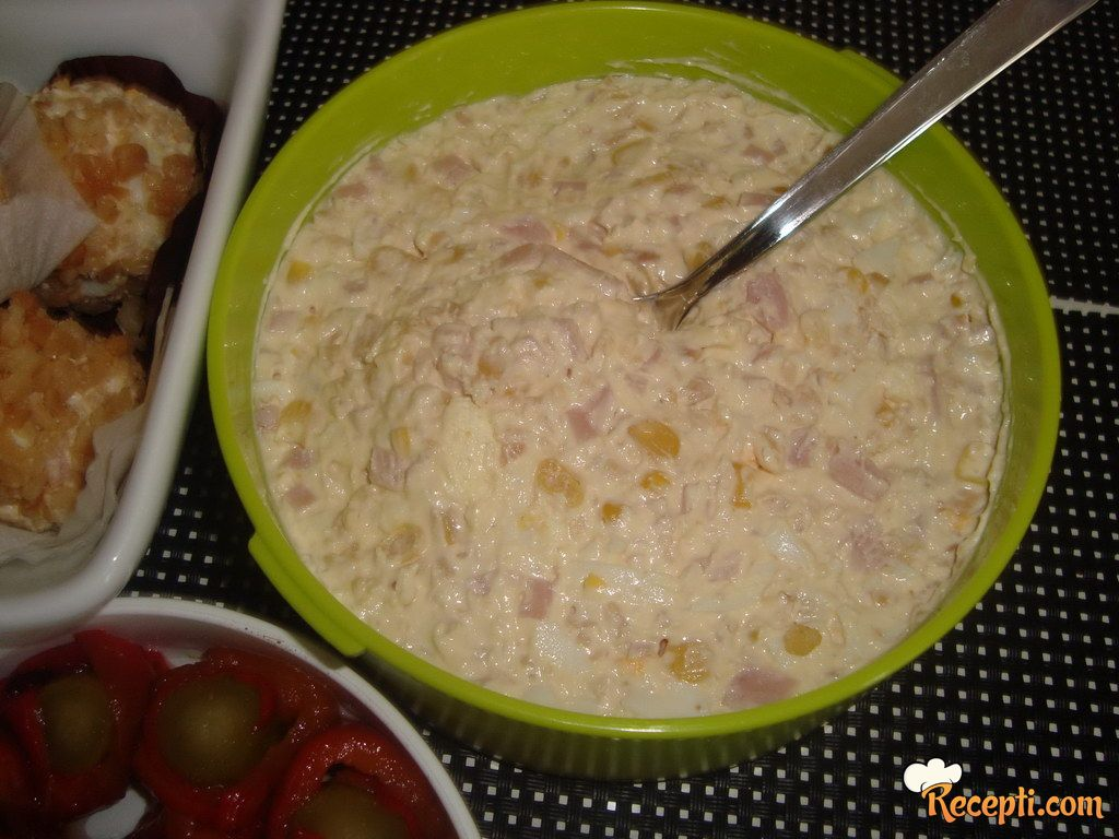 Salata sa susamom (2)