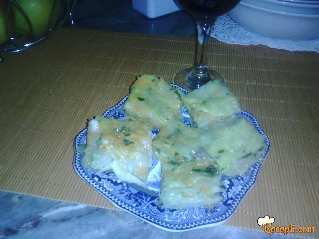 Meze uz aperitiv