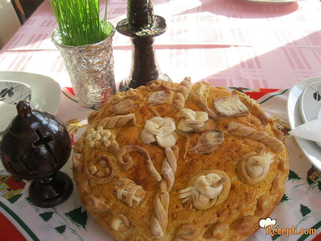 Slavski kolač (4)