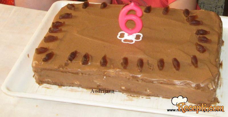 Najčokoladnija torta (2)