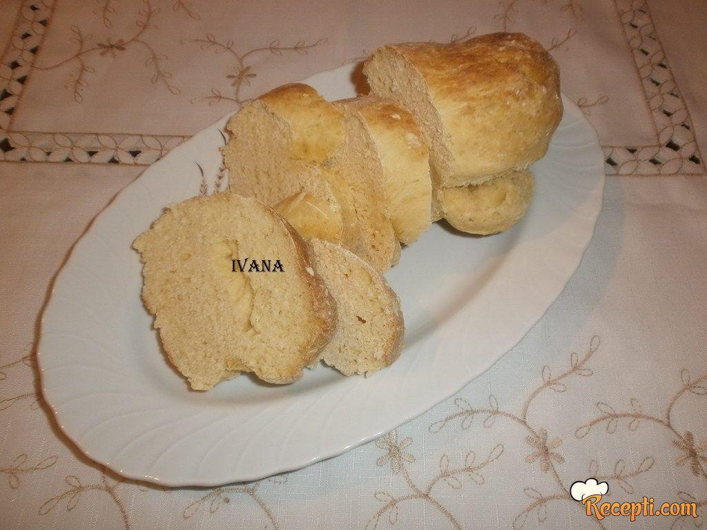 Američki mlečni hleb