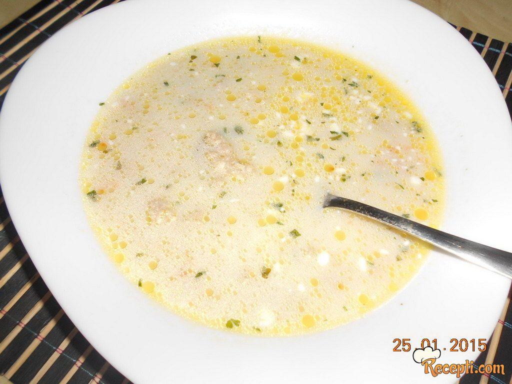 Supa od mešanog mesa