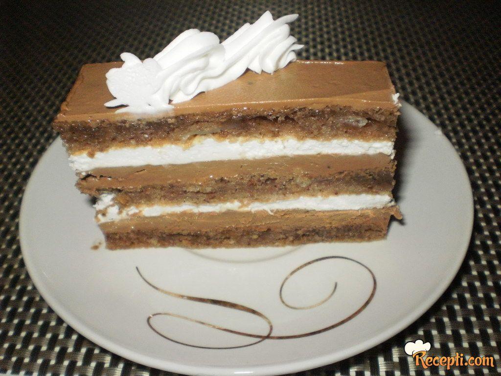 Gabon torta (3)