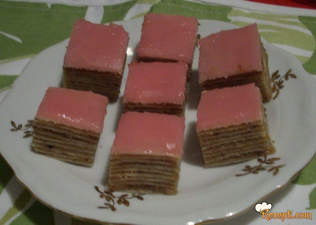 Rozen kocke (2)