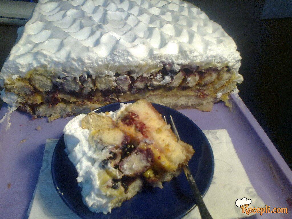 Aurorina brza torta