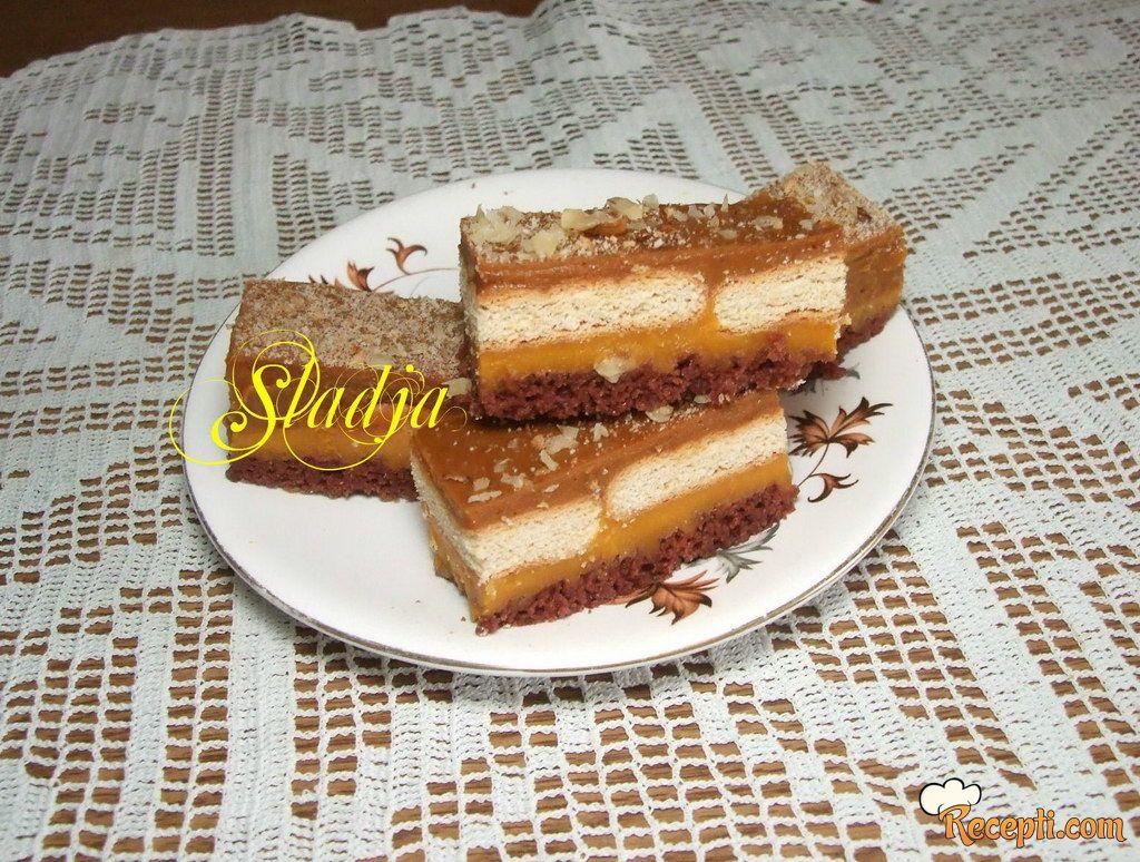 Čoko-bundeva kolač