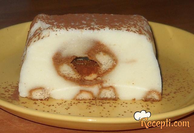 Brza torta sa čajnim kolutićima
