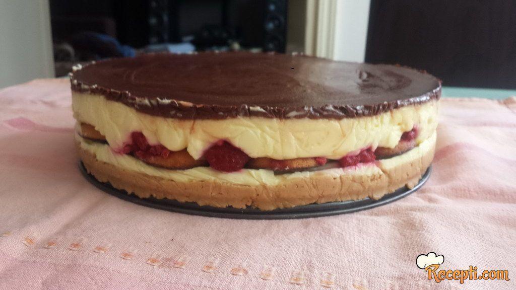 Voćna jafa torta
