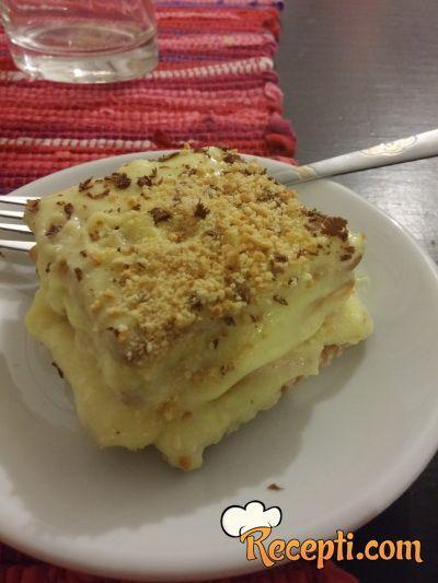 Keks kolač (2)