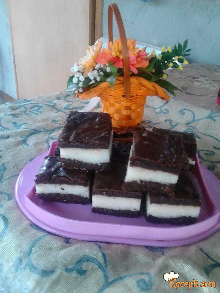 Kokos-griz kolač