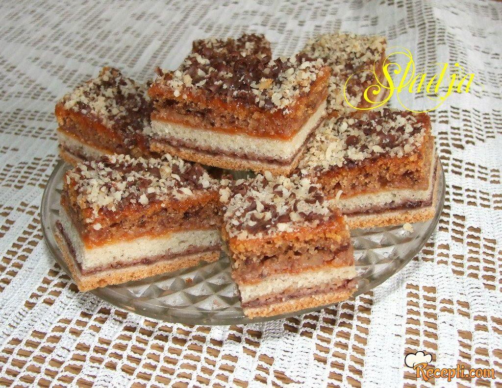 Kakao-med kolač (postan)