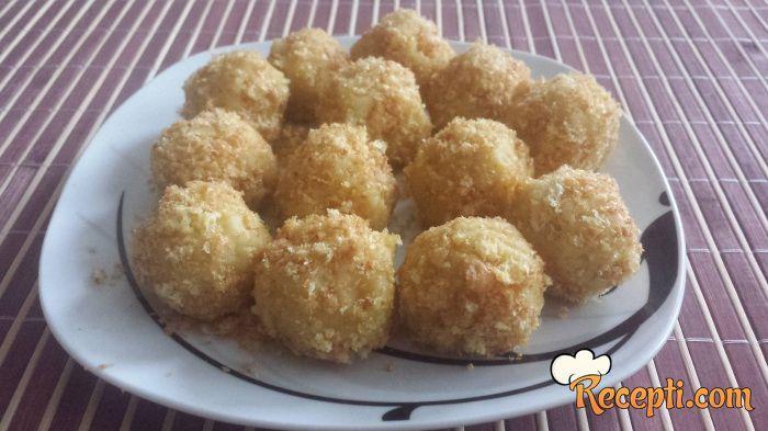 Krompir kuglice