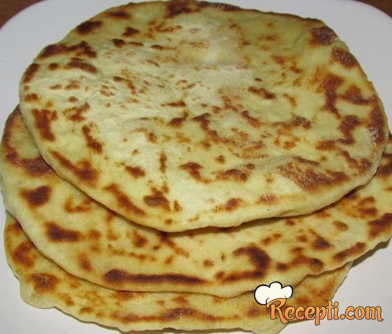 Chapati (indijski hljeb)