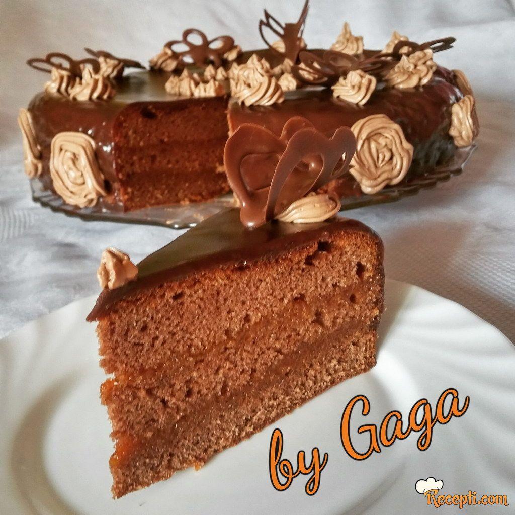 Saher torta (6)
