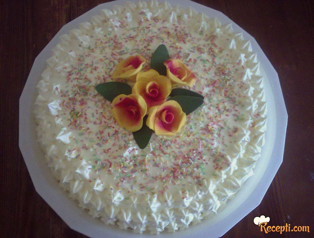Plazma Torta - Vanila