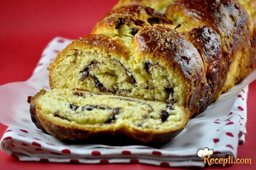 Brioche hleb