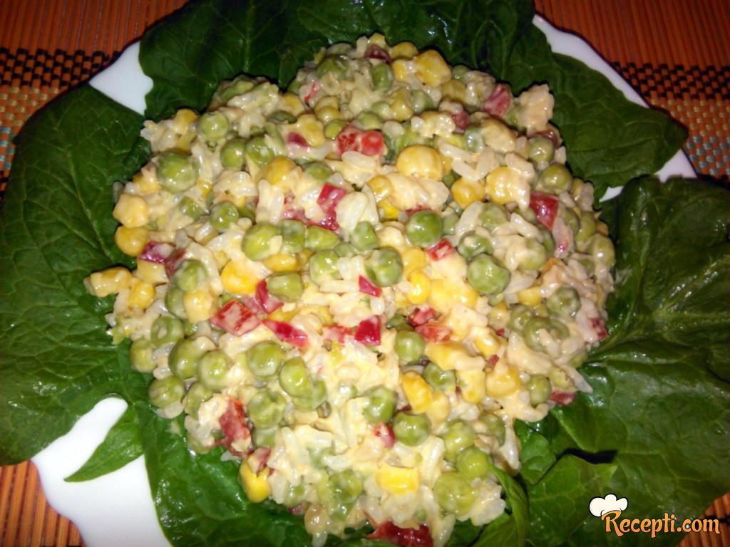 Salata *Šareni miks*