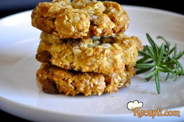 Australski keksići - Anzac biscuit