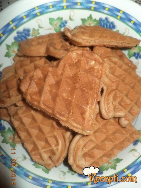 Kakao galete (bakin kolač)
