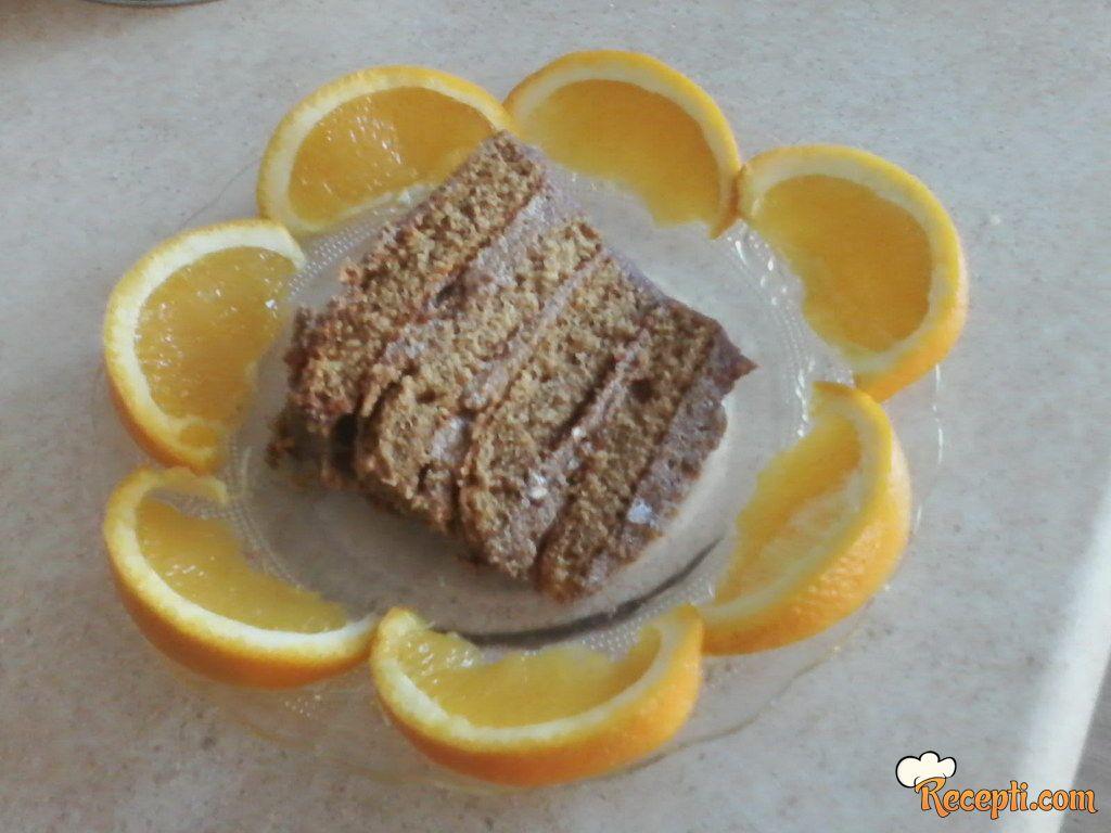 Torta sa filom od kafe