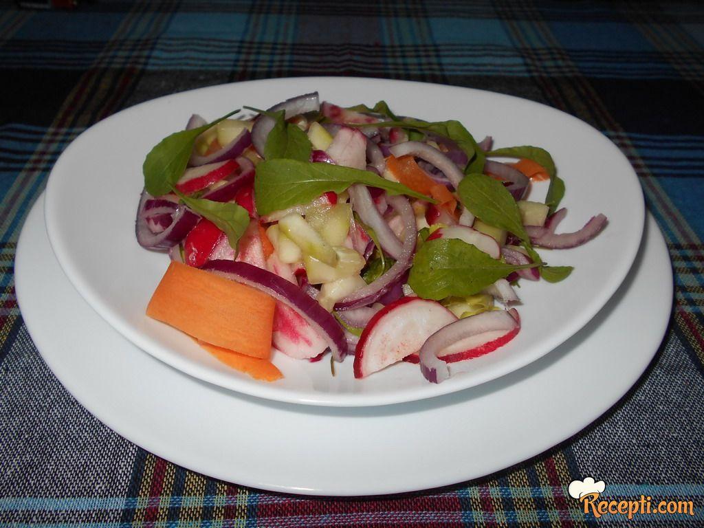 *Zdravka* salata