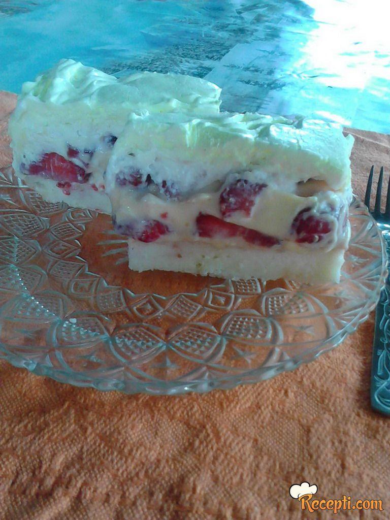 Torta sa jagodama (6)