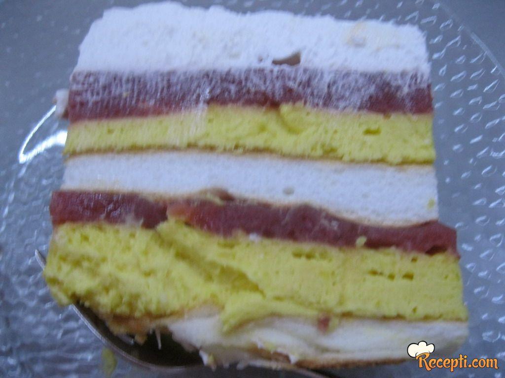 Kapri torta (9)
