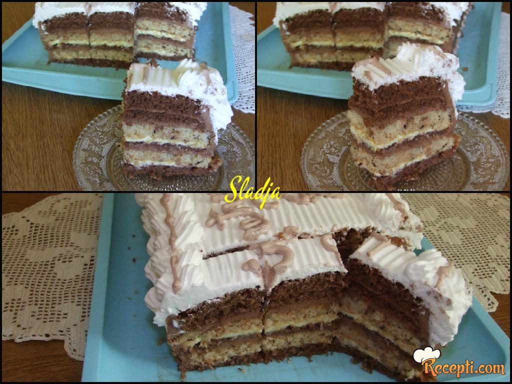 Torta za zaljubljene